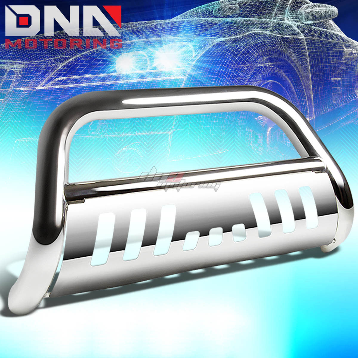 グリル 11-16 DURANGO / GRAND CHEROKEEステンレススチールクロームブルドリルグリルガード FOR 11-16 DURANGO/GRAND CHEROKEE STAINLESS STEEL CHROME BULL BAR GRILL GUARD