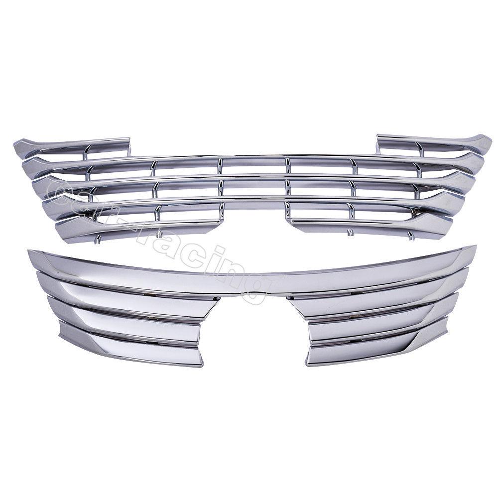 グリル フロントバンパーグリルグリルメッキLEXUS RX450H RX200T 2016用リップフレームフィット Front bumper grill grille Plating Lip Frame Fit For LEXUS RX450H RX200T 2016