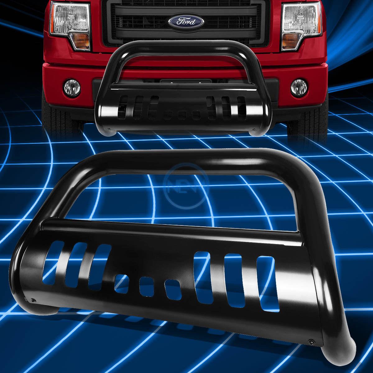 グリル ブラックSSフロントバンパーブルバーグリルガード(2011-2016年)F250-F550スーパーデューティ Black SS Front Bumper Bull Bar Grille Guard for 2011-2016 F250-F550 Superduty