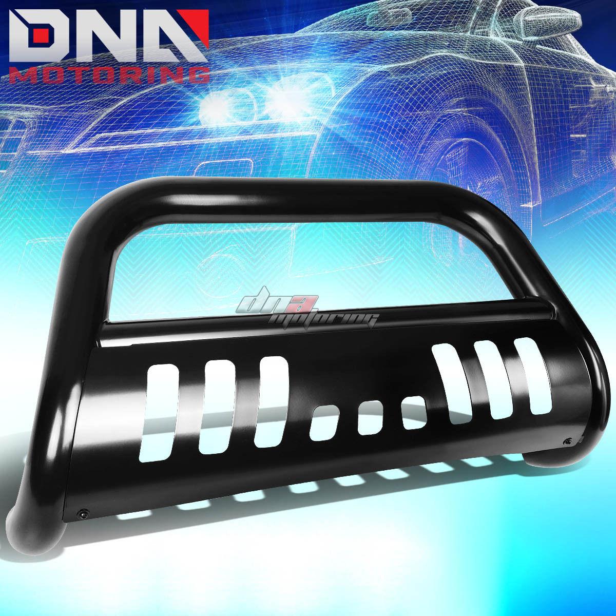 グリル FOR 09-16ダッジRAM1500トラックステンレス鋼ブラックバールバープッシュグリルガード FOR 09-16 DODGE RAM 1500 TRUCK STAINLESS STEEL BLACK BULL BAR PUSH GRILL GUARD