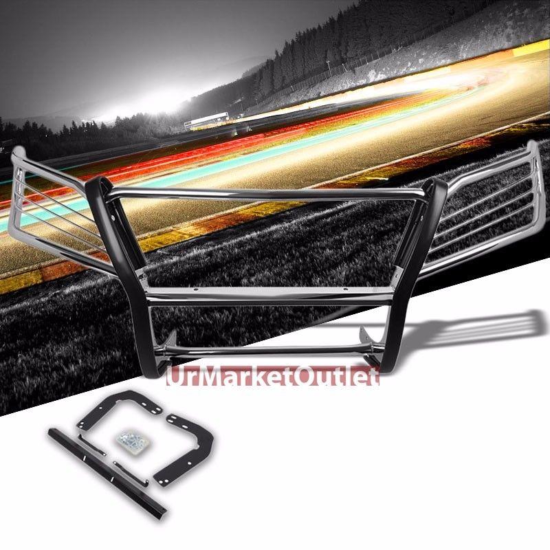 グリル メルセデスベンツ用クロームマイルドスチールフロントバンパーグリルガード06-11 W164 GL-Serie Chrome Mild Steel Front Bumper Grill Guard For Mercedes-Benz 06-11 W164 GL-Serie