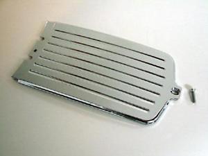 ダッシュパネル ジョーカーマシンダッシュパネルロワーミリングクロムハーレーFXSTI標準2001-2006 Joker Machine Dash Panel Lower Milled Chrome Harley FXSTI Standard 2001-2006