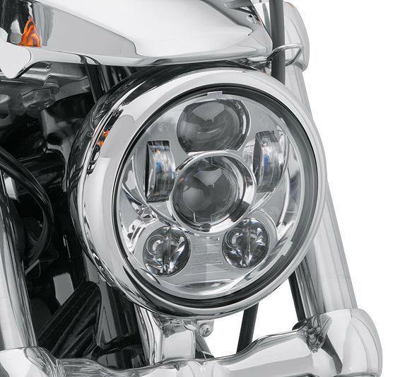 ハーレー ヘッドライト ハーレースポーツスターXL 883 1200用5-3 / 4