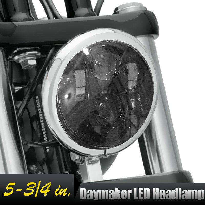 ハーレー ヘッドライト ハーレーダナワイドグライドFXDWGローライダー用5-3 / 4