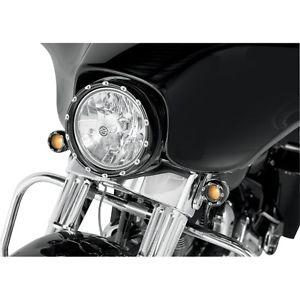 ヘッドライト ARLEN NESS BLACK FIRE RINGヘッドライトベゼル7