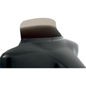 風防 メンフィスシェード6.5インチグラディエントブラックソーラースポイラーワイルドカードハリFLH / T 96-13 Memphis Shades 6.5