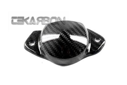 フェアリング suzuki 2011 - 2014スズキGSR 750カーボンファイバー排気ヒートシールドRH - 2x2ツイル織り 2011 - 2014 Suzuki GSR 750 Carbon Fiber Exhaust Heat Shield RH - 2x2 twill weave