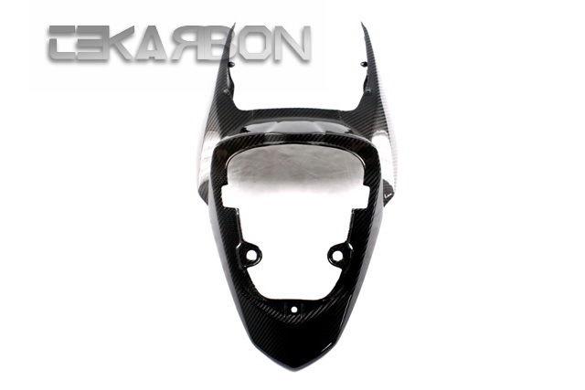 フェアリング suzuki 2008 - 2013スズキGSX1300Rはやぶさカーボンファイバーテールフェアリング - 2x2ツイル 2008 - 2013 Suzuki GSX1300R Hayabusa Carbon Fiber Tail Fairing - 2x2 twill