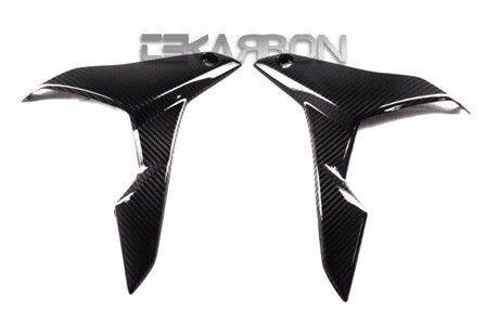 フェアリング suzuki 2011 - 2014スズキGSR 750炭素繊維Yサイドフェアリング - 2x2ツイル織り 2011 - 2014 Suzuki GSR 750 Carbon Fiber Y Side Fairings - 2x2 twill weaves