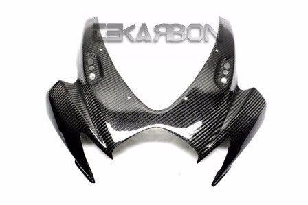 2006-2007 Tekarbon for Suzuki GSXR 600//750 Carbon Fiber Side Tank Panels 2x2 Twill Weave