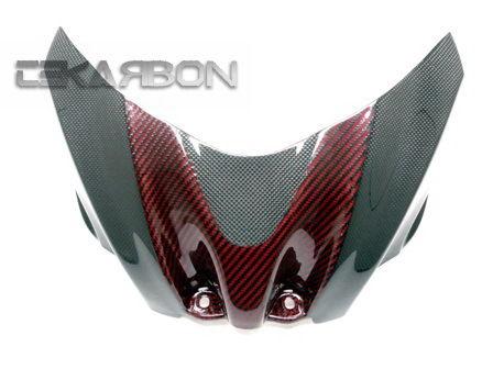 2013-2016 Kawasaki Z800 Carbon Fiber Headlight Side Cover Panels Headcowl
