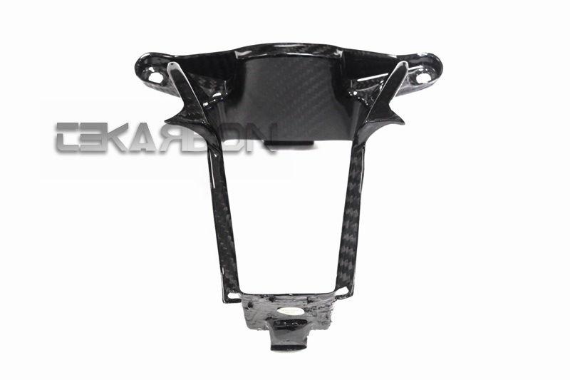 フェアリング honda 2013 - 2016ホンダCBR600RRカーボンファイバーノーズインテークカバー - 2x2ツイル 2013 - 2016 Honda CBR600RR Carbon Fiber Nose Intake Cover - 2x2 twill