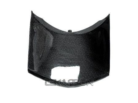 フェアリング honda 2008 - 2011 Honda CBR1000RRカーボンファイバーリアアンダーパネル - 1x1平織り 2008 - 2011 Honda CBR1000RR Carbon Fiber Rear Under Panel - 1x1 plain weaves