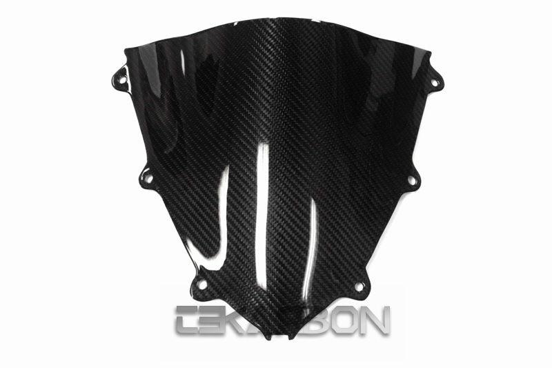 フェアリング honda 2008 - 2011 Honda CBR1000RRカーボンファイバーウインドスクリーン - 2x2ツイル織り 2008 - 2011 Honda CBR1000RR Carbon Fiber Windscreen - 2x2 twill weaves
