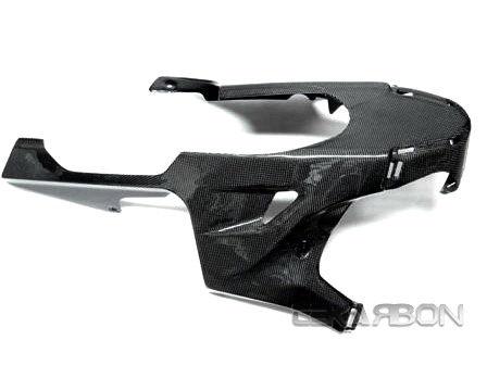 フェアリング honda 2008 - 2011 Honda CBR1000RRカーボンファイバーベリーパン - 1x1平織り 2008 - 2011 Honda CBR1000RR Carbon Fiber Belly Pan - 1x1 plain weaves