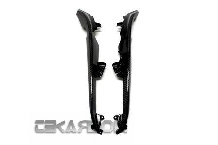 フェアリング honda 2012 - 2016ホンダCBR1000RRカーボンファイバーサイドフェアリングパネル - 2x2ツイル織り 2012 - 2016 Honda CBR1000RR Carbon Fiber Side Fairing Panels - 2x2 twill weaves