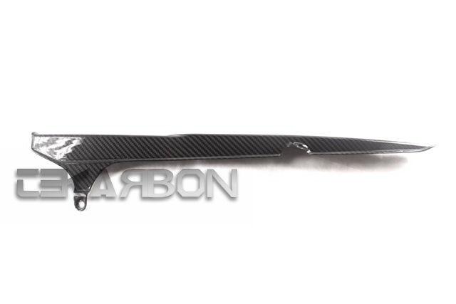 フェアリング honda 2008 - 2011ホンダCBR1000RRカーボンファイバーチェーンガード - 2x2ツイル織り 2008 - 2011 Honda CBR1000RR Carbon Fiber Chain Guard - 2x2 twill weaves