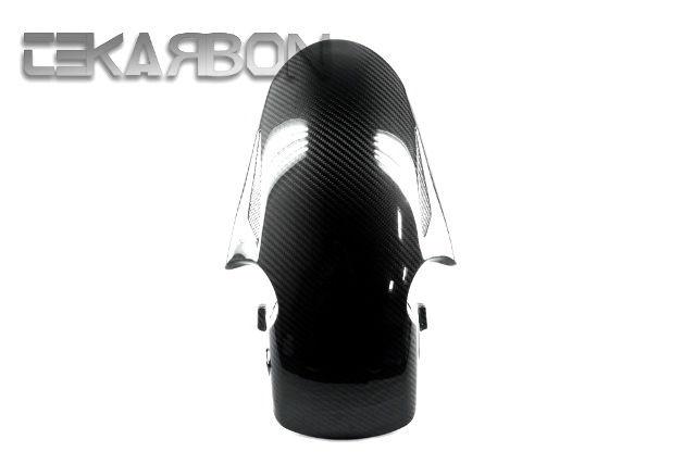 フェアリング honda 2008 - 2015 Honda CBR1000RRカーボンファイバーフロントフェンダーベント - 2x2ツイル織り 2008 - 2015 Honda CBR1000RR Carbon Fiber Front Fender Vented - 2x2 twill weaves