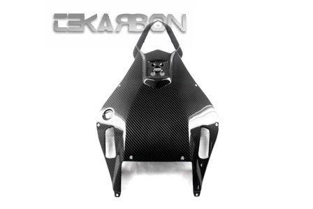 フェアリング yamaha 2006年 - 2007ヤマハYZF R6カーボンファイバーアンダーテールフェアリング - 2x2ツイル織り 2006 - 2007 Yamaha YZF R6 Carbon Fiber Under Tail Fairing - 2x2 twill weave