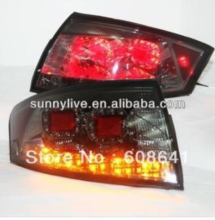 USテールライト[右ハンドル・日本仕様]Audi TT用LEDテールライトリア・ランプ1999-2006年オール・スモーク・ブ For Audi TT LED Tail Light Rear lamp 1999-2006 year All Smoke Black