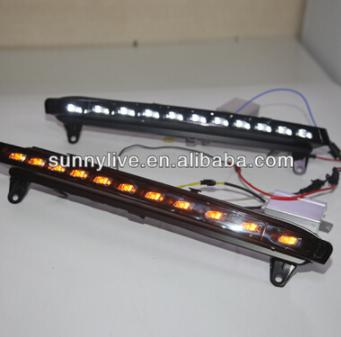 USヘッドライト[右ハンドル・日本仕様]Q7デイタイムランニングライトの高品質DRLHigh quality DRL for High quality DRL for Q7 daytime running light