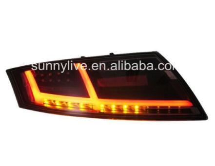 USテールライト[右ハンドル・日本仕様]アウディTT LEDテールライトリアランプ2006年?2013年SNFor Audi For Audi TT LED Tail Light Rear lamp 2006-2013 year SN