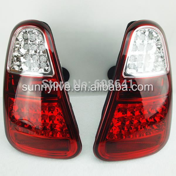 USテールライト[右ハンドル・日本仕様]BMW MINI R61用R50 R52 R55 R56 LEDテールランプ05-06 For BMW MINI R61 R50 R52 R55 R56 LED Tail Lamp 05-06 Year Red Color JY