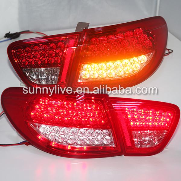 USテールライト[右ハンドル・日本仕様]Hyundai Avante LEDリアライトelantra 2006-2010 WH For Hyundai Avante LED rear light elantra 2006-2010 WH