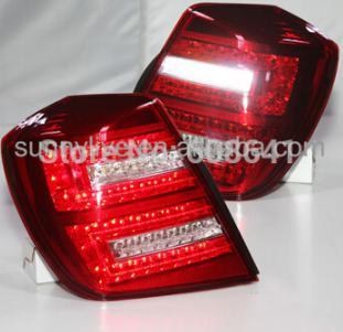 USテールライト[右ハンドル・日本仕様]Optra LEDテールランプLED後面照明2003-2007年Optra LED T Optra LED Tail Lamp LED Rear Lights For 2003-2007 year