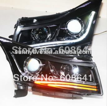 USヘッドライト[右ハンドル・日本仕様]CHEVROLET Cruze LEDヘッドランプ用エンジェルアイズTLZ V2For For CHEVROLET Cruze LED Head Lamp Angel Eyes TLZ V2