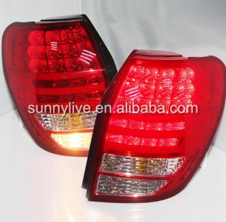 USテールライト[右ハンドル・日本仕様]シボレー・キャプティバのLEDリアライトled rear light for Chev led rear light for Chevrolet Captiva