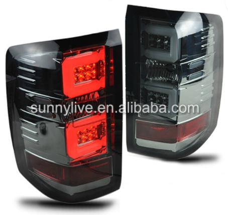 USテールライト[右ハンドル・日本仕様]CHEVROLET SILVERADO Cheyenne C / K用リアライト201 For CHEVROLET SILVERADO Cheyenne C/K led rear light 2014-2015 V1