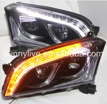 USヘッドライト[右ハンドル・日本仕様]New arrival for CHEVROLET Trax Headlamp Bla New arrival For CHEVROLET Trax Head Lamp Black Housing 2013-2014 Year TLZ