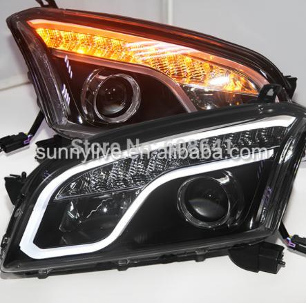 USヘッドライト[右ハンドル・日本仕様]2013-2014 CHEVROLET Trax LF用LEDフロントライトヘッドライ 2013-2014 led front light headlight for CHEVROLET Trax LF