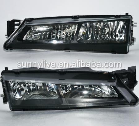 USヘッドライト[右ハンドル・日本仕様]1996年?1998年日産S14 LEDヘッドライト用ドリフトレーシング専用ブラックハ 1996-1998 Year For NISSAN S14 LED Head Lights Drift racing special use Black Housing SN
