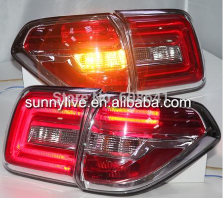 USテールライト[右ハンドル・日本仕様]LEDリヤライト日産パトロールインフィニティQX56 LD用LED rear ligh LED rear light For NISSAN Patrol for Infiniti QX56 LD