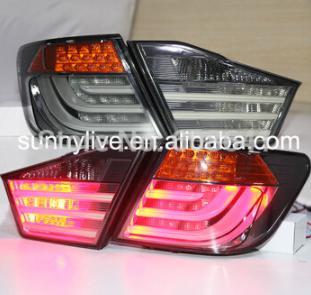 USテールライト[右ハンドル・日本仕様]2012年?2014年Camry V50 Aurion LEDリアライトWHブラック2 2012-2014 year Camry V50 Aurion LED Rear Light WH Black