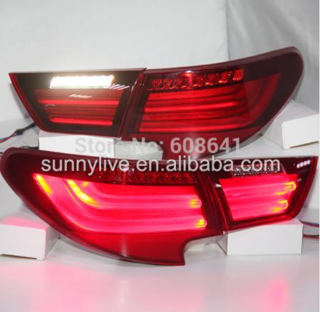 USテールライト[右ハンドル・日本仕様]TOYOTA Mark X / Reiz LEDテールランプ2014年BMWスタイルB For TOYOTA Mark X / Reiz LED Tail Lamp 2014 Year BMW Style BW