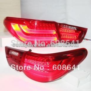 USテールライト[右ハンドル・日本仕様]TOYOTA Mark X / Reiz LEDテールランプ2010-2012 BMW For TOYOTA Mark X / Reiz LED Tail Lamp 2010-2012 for BMW Style
