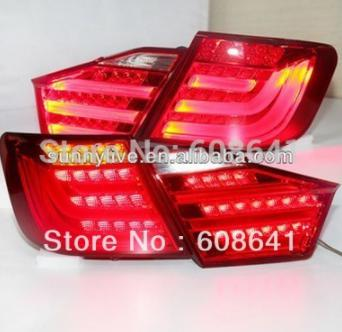 USテールライト[右ハンドル・日本仕様]TOYOTA Camry Aurion用LEDリアライト2012年-13年Red Co For TOYOTA Camry Aurion LED Rear Lamp 2012 -13 year Red Color V2