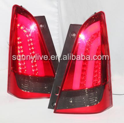 USテールライト[右ハンドル・日本仕様]Innova LEDテールランプ2009-2014年YZ V2用for Innova for Innova LED Tail Lamp 2009-2014 year YZ V2