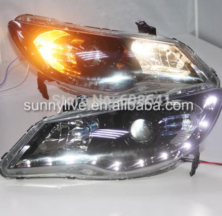 USヘッドライト[右ハンドル・日本仕様]シビックLEDヘッドランプ2006-2010 4 DOORSFor Civic LED For Civic LED Head Lamp 2006-2010 4 DOORS