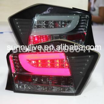 USテールライト[右ハンドル・日本仕様]For City LEDリアライト2008-2011スモークFor City LED For City LED rear light 2008-2011 Smoke