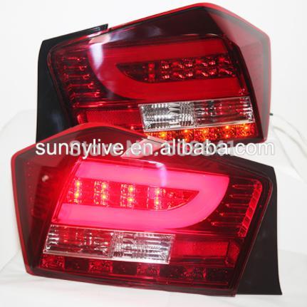 USテールライト[右ハンドル・日本仕様]LEDリアライト2008-2011レッドバージョンシティリアライト用LED rear LED rear light 2008-2011 red version For City rear light