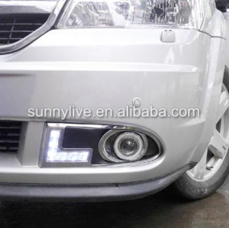 USヘッドライト[右ハンドル・日本仕様]Dodge JCUV for Fiat Freemont LED DRLデイタイムラン For Dodge JCUV for Fiat Freemont led DRL daytime running light