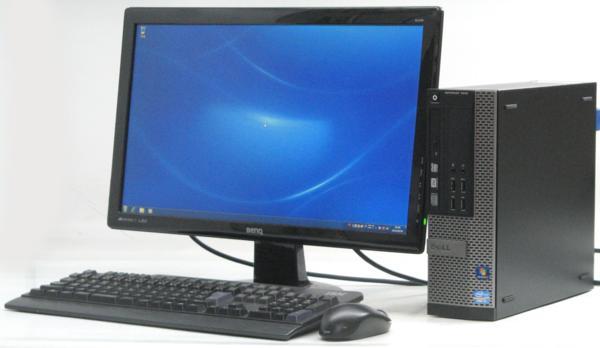 中古デスクトップパソコン DELL Optiplex 7010-3200SF■22液晶セット ( DVDスーパーマルチドライブ) 【中古】【中古パソコン/中古PC】
