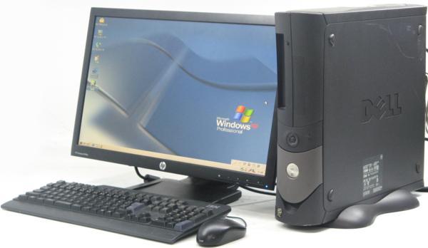 中古デスクトップパソコン DELL Optiplex GX60-C2000DT■23液晶セット (デル) 【中古】 【中古パソコン/中古PC】