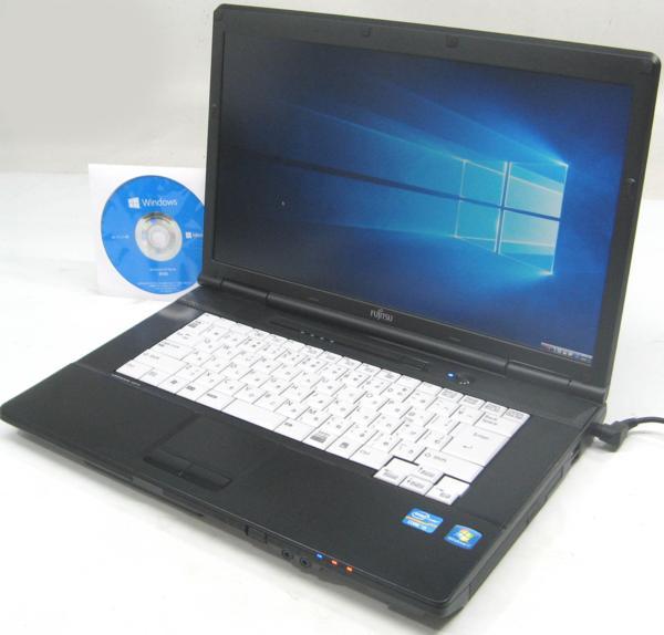 中古ノートパソコン 富士通 LIFEBOOK A561/D (富士通 Corei5 HDMI Windows10 Home 64bit(MRR)付) 【中古】 【中古パソコン/中古PC】