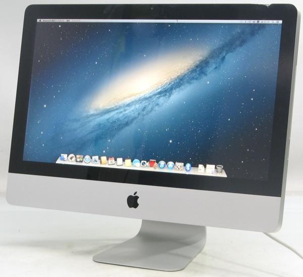 Apple iMac MC508J/A■21.5インチ(アップル マック マッキントッシュ Corei3 グラボ ビデオカード)【中古】中古MAC
