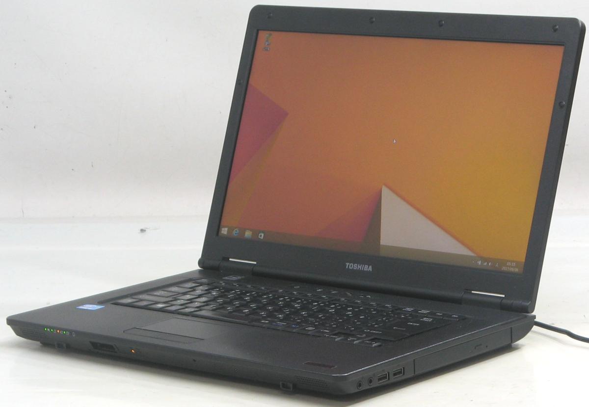 中古ノートパソコン 東芝 Satellite B552/G PB552GBA1R7A71(東芝 Windows8 Corei5 グラボ ビデオカード)【中古】【中古パソコン/中古PC】